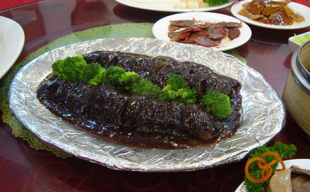Eating sea cucumber cool fun facts pogogi japanese food for Asian cuisine information