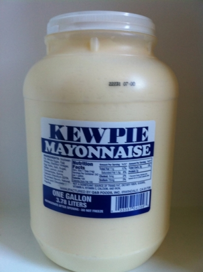 Kewpie Japanese Mayonnaise 1 Gallon
