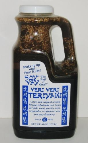 Is Teriyaki Sauce Really Healthy? | POGOGI Japanese Food - photo#11