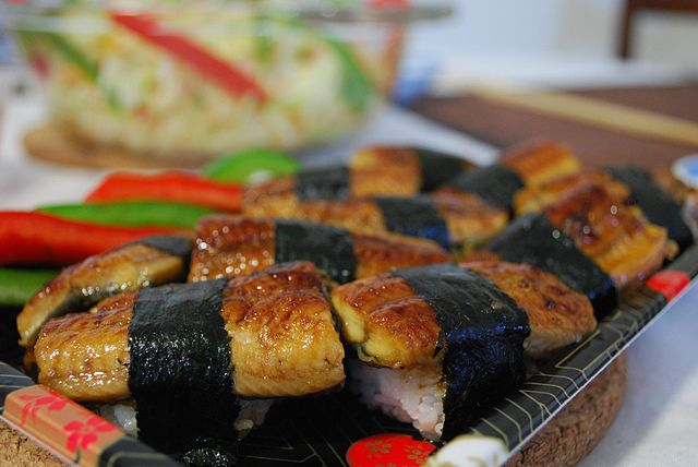 All You Can Eat Sushi >> Fresh-Water Eel (Unagi) Nutrition and Calorie count | POGOGI Japanese Food