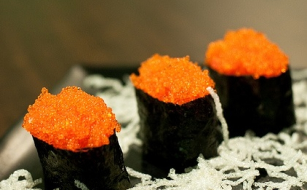 Star Light Star Bright >> What to know about Tobiko and its Color Variation | POGOGI Japanese Food