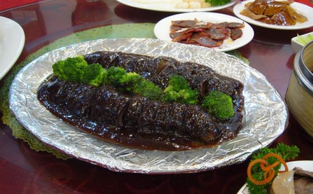 Eating Sea Cucumber Cool Amp Fun Facts Pogogi Japanese Food