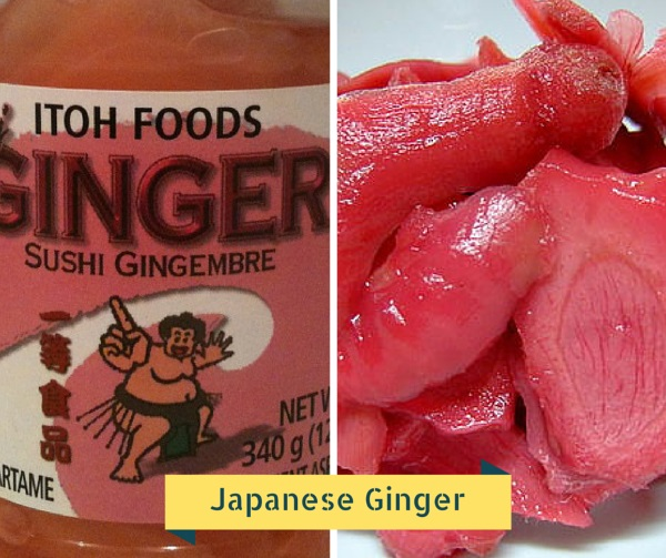 Gari is also known as Japanese Ginger