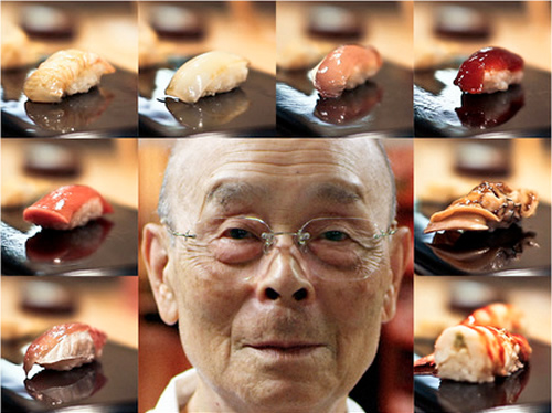 Jiro Ono Dreams of Sushi