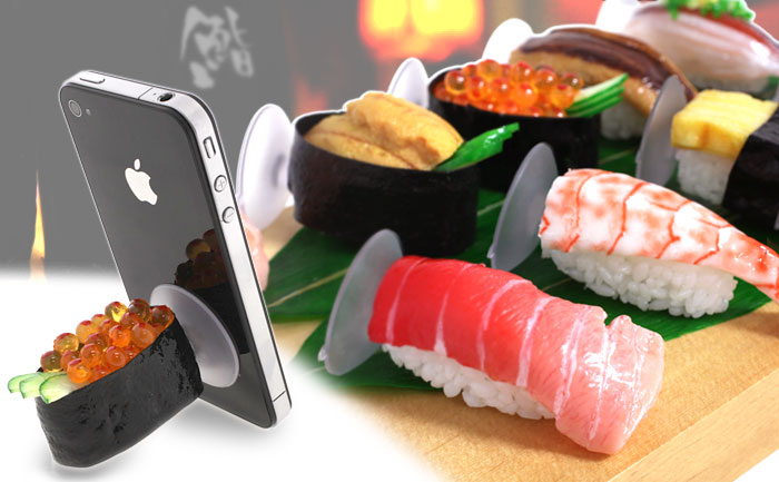 Sushi Kick Stands