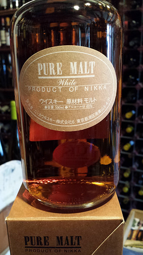 Nikka White Label Pure Malt Japanese Whi by Fareham Wine