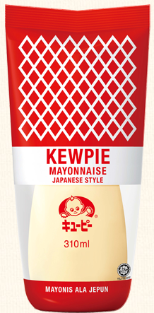 Kewpie Mayonnaise Original Japanese Bottle