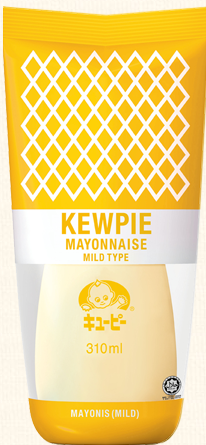 Kewpie Mayonnaise Mild Type Bottle