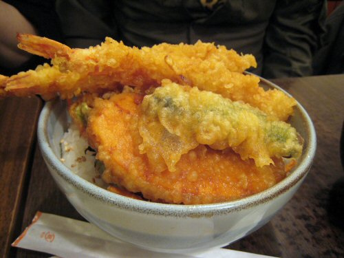 sapporo tempura by goodiesfirst, on Flickr