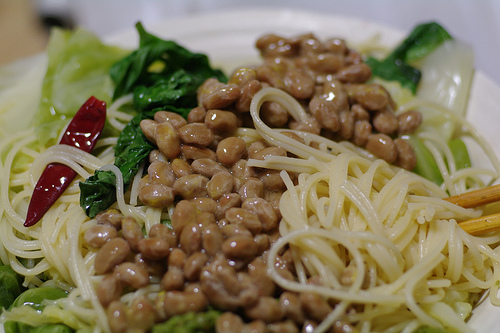 Japanese-style pasta by nash1011, on Flickr