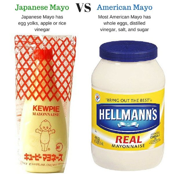 Japanese Mayos Ingredient list understanding