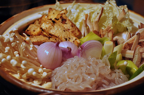 sukiyaki by saeru, on Flickr