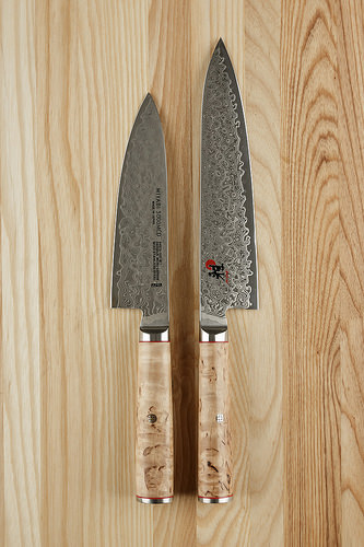 two miyabi knives by didriks on flickr