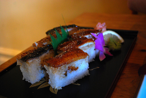 Anago Hako Sushi - Tomoshibi AUD17 main by avlxyz, on Flickr