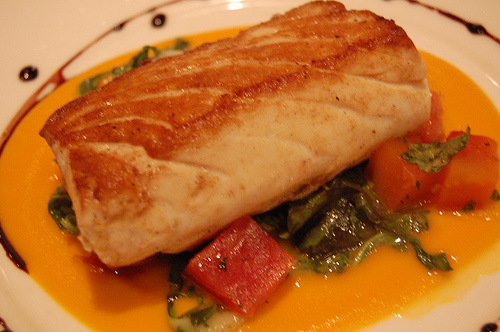 Reinsercion escolar fish recipes