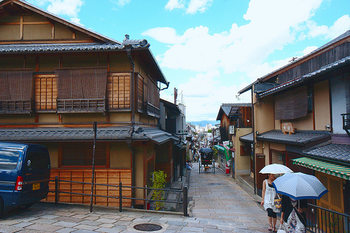 Kyoto - Gion by AlexSlocker, on Flickr